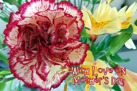 With Love on Mother's Day by AuntDot