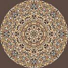 River Pebbles Mandala by haymelter