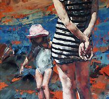 Mother & Daughter by Claire McCall