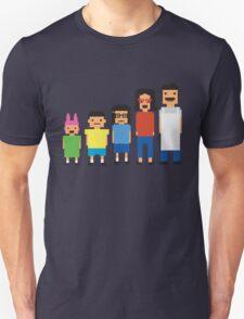8-Bit Burgers T-Shirt