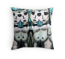 Amazons 01 Throw Pillow