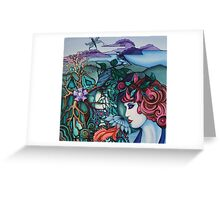 Sea changes Greeting Card