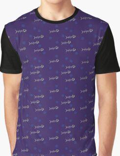 ToeJam & Earl Classic Fish Graphic T-Shirt