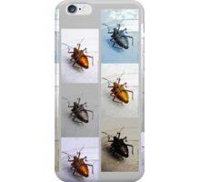 Dead Bugs VRS2 iPhone Case/Skin