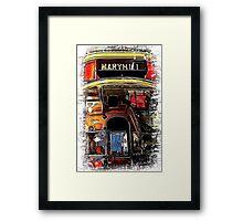 Last Stop Maryhill Framed Print