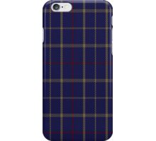 00470 Brooks Brothers Tattersall Blue Fashion Tartan Fabric Print Iphone Case iPhone Case/Skin