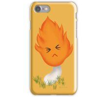 Fire Mushroom iPhone Case/Skin