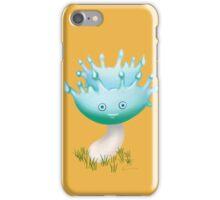 Water Mushroom iPhone Case/Skin