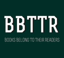 Books Belong to Their Readers Quote T-shirt by syrensymphony
