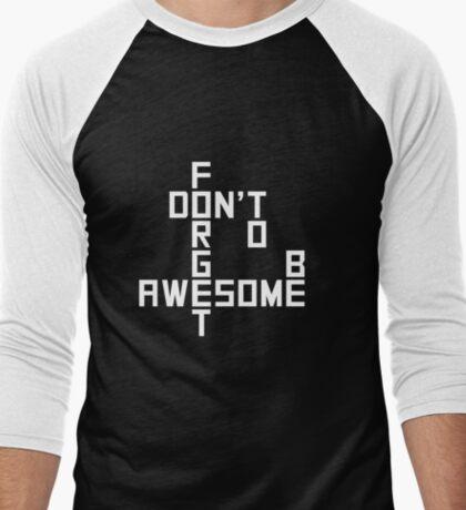 DFTBA T-shirt v.2 Men's Baseball ¾ T-Shirt