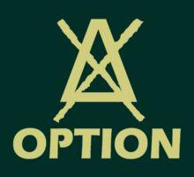 Option Simple logo cream by tnoteman557