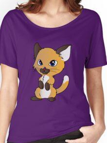 Cute Kitten Women's Relaxed Fit T-Shirt