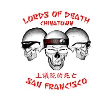 Lords of Death Photographic Print