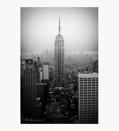The Empire State Building, New York City Photographic Print