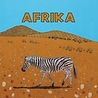 Afrika by Ludwig Wagner