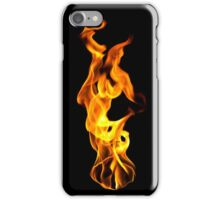 Flame ( tall ) iPhone Case/Skin