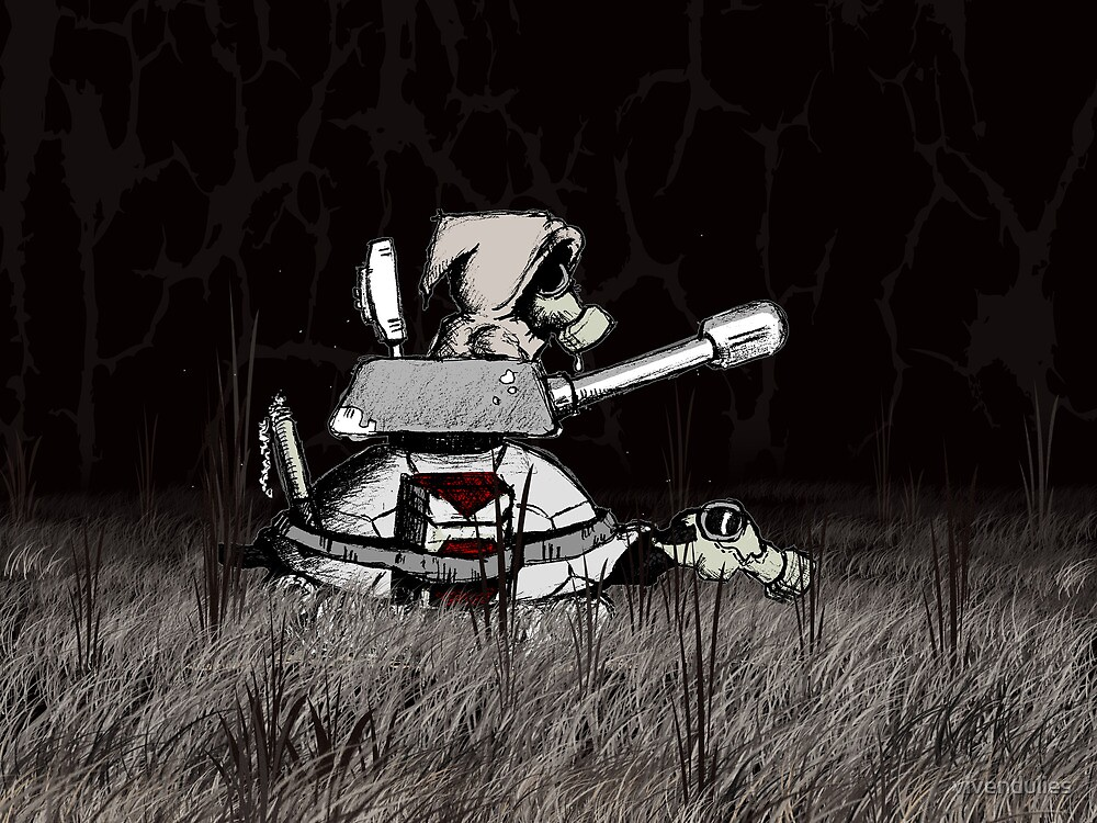 Apocalypse - War by vivendulies