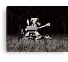 Apocalypse - War Canvas Print