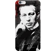 Sergei Vasilievich Rachmaninoff iPhone Case/Skin