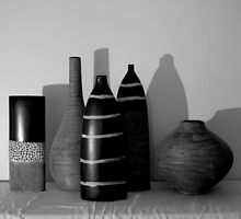Pots No 1 ... by Erin Davis