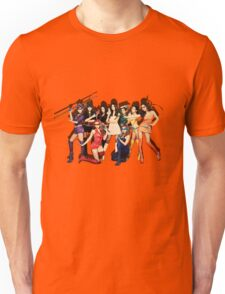 [SNSD] Girls Generation - Ninja Turtles Hoot Unisex T-Shirt