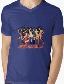 [SNSD] Girls Generation - Ninja Turtles Hoot Mens V-Neck T-Shirt