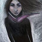 Walk in the wind by sandwoman