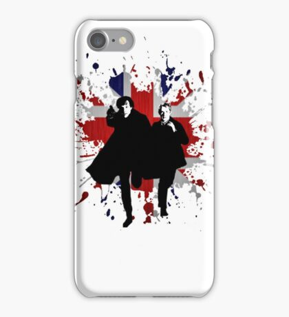 Dynamic Duo No Text iPhone Case/Skin