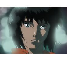 Major Motoko - Ghost in the Shell Photographic Print