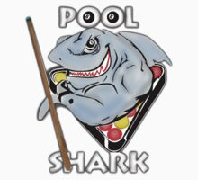 POOL SHARK Kids Tee