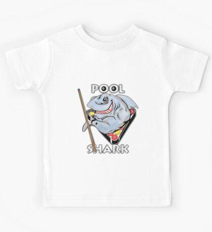 POOL SHARK Kids Tee