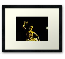 Iron Man II Framed Print