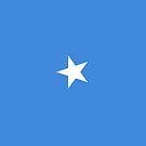 Somalia Flag by pjwuebker