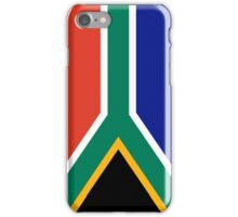 South Africa Flag iPhone Case/Skin
