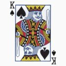 King of Spades by cadellin