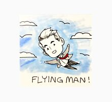Flying Man Unisex T-Shirt