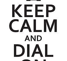 Keep Calm by CkHorn