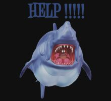 HELP !!! .. tee shirt by LoneAngel