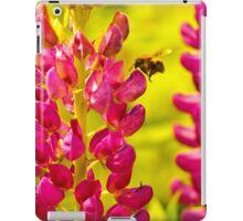 Bee Loves Lupin! iPad Case/Skin