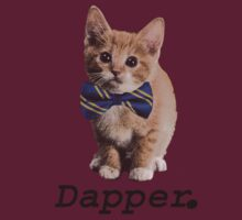 Dapper Cat by louisjones65