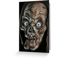 The Crypt Keeper Greeting Card