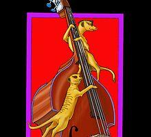 bassist(s) by JerryWayne Anderson