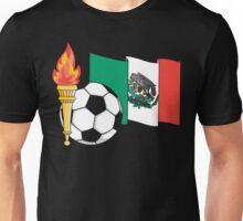 Mexico Soccer Unisex T-Shirt