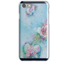 Flying Orchid iPhone Case/Skin