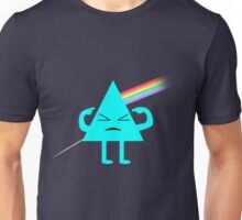 Dark Side Of The Finger Unisex T-Shirt