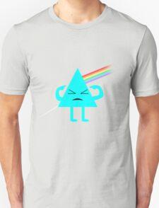 Dark Side Of The Finger Unisex T-Shirt