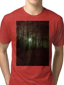 Who's There? Tri-blend T-Shirt