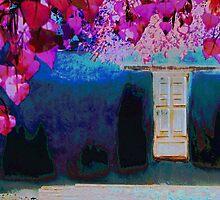 Door Inviting by Peacepuppy