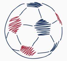 Soccer Ball by SportsT-Shirts