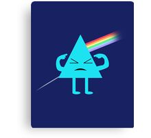 Dark Side Of The Finger Canvas Print